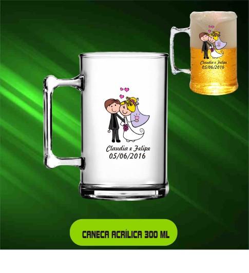 Canecas Personalizadas Acrilica Kit com 50   - Super Tri Shop - Bolas - Utilidades - Presentes