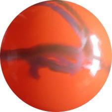 Bola de Vinil Marmorizada 40 cm - Kit com 10
