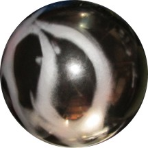 Bolas de Vinil Marmorizadas 40 cm - Kit com 10  - Bolas Lassabia - Bolas de Futebol e Volei