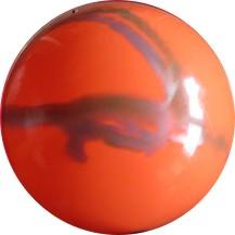 Bolas de Vinil Marmorizadas 43 cm - Kit com 10