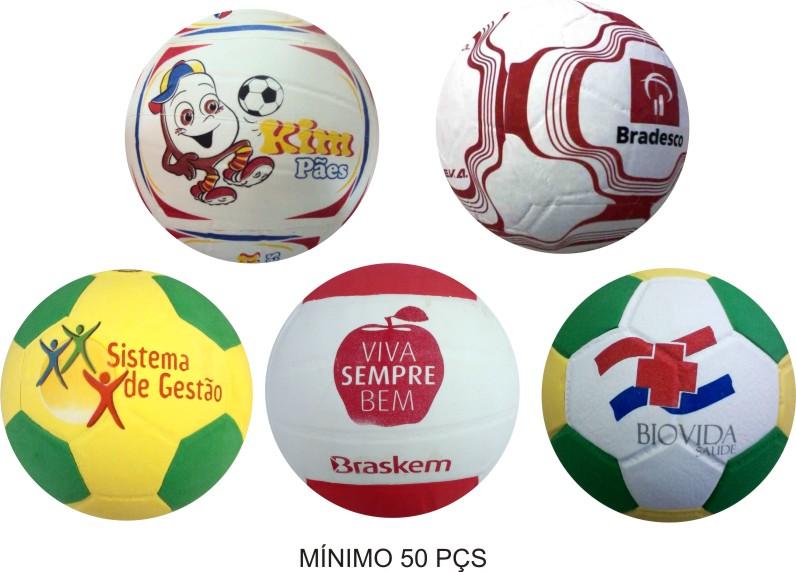Bola de Futebol Eva 360° Personalizada  - Bolas Lassabia - Bolas e Brindes Personalizados