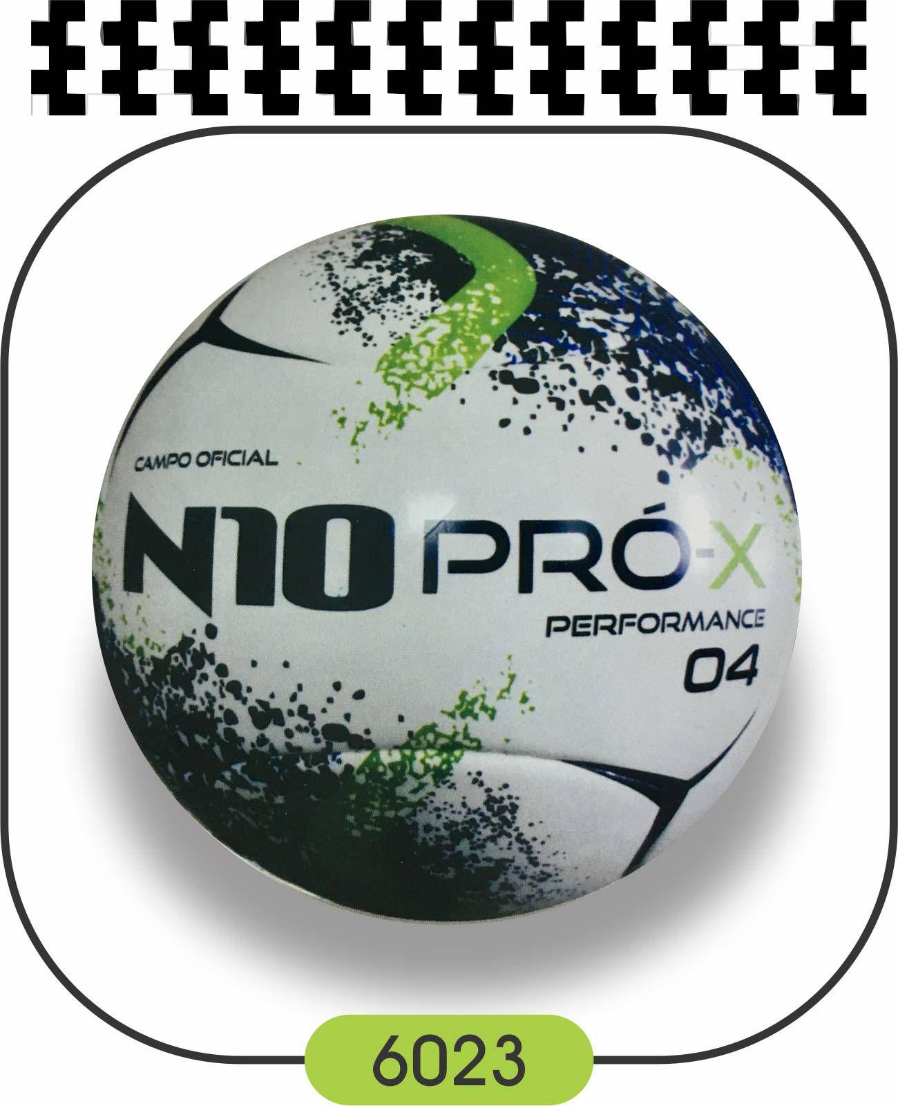 Bola de futebol de campo 04 - Performance termofusy  - Bolas Lassabia - Bolas e Brindes Personalizados