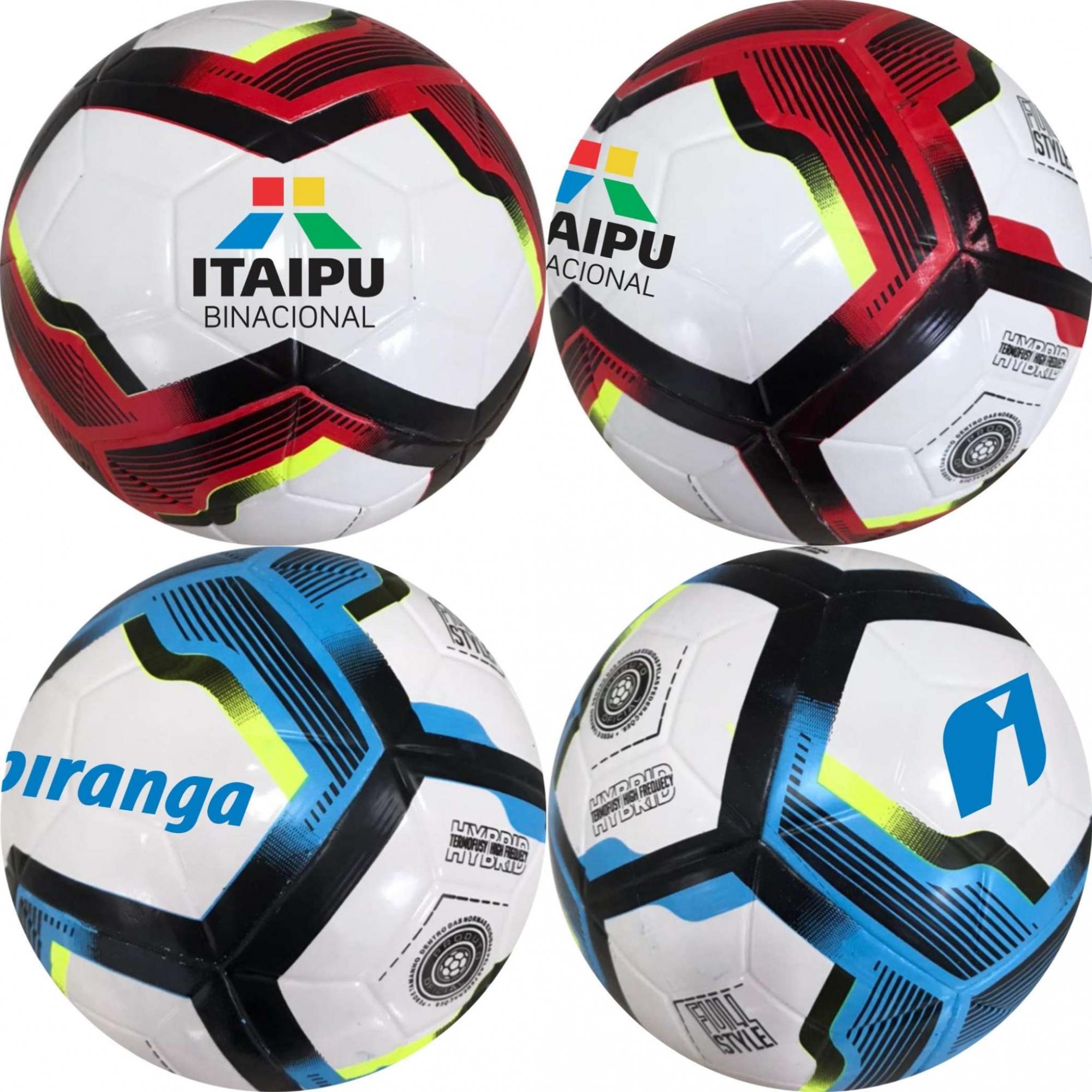 Bola de Futebol Personalizada Fusion 1