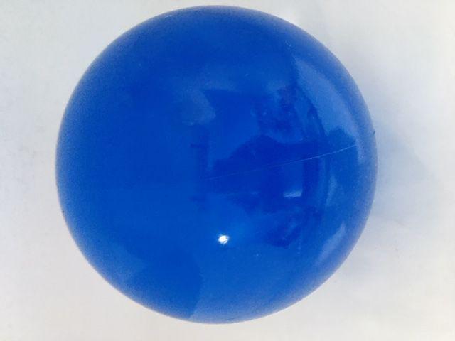 Bola de Vinil Lisa 23 cm kit com 10