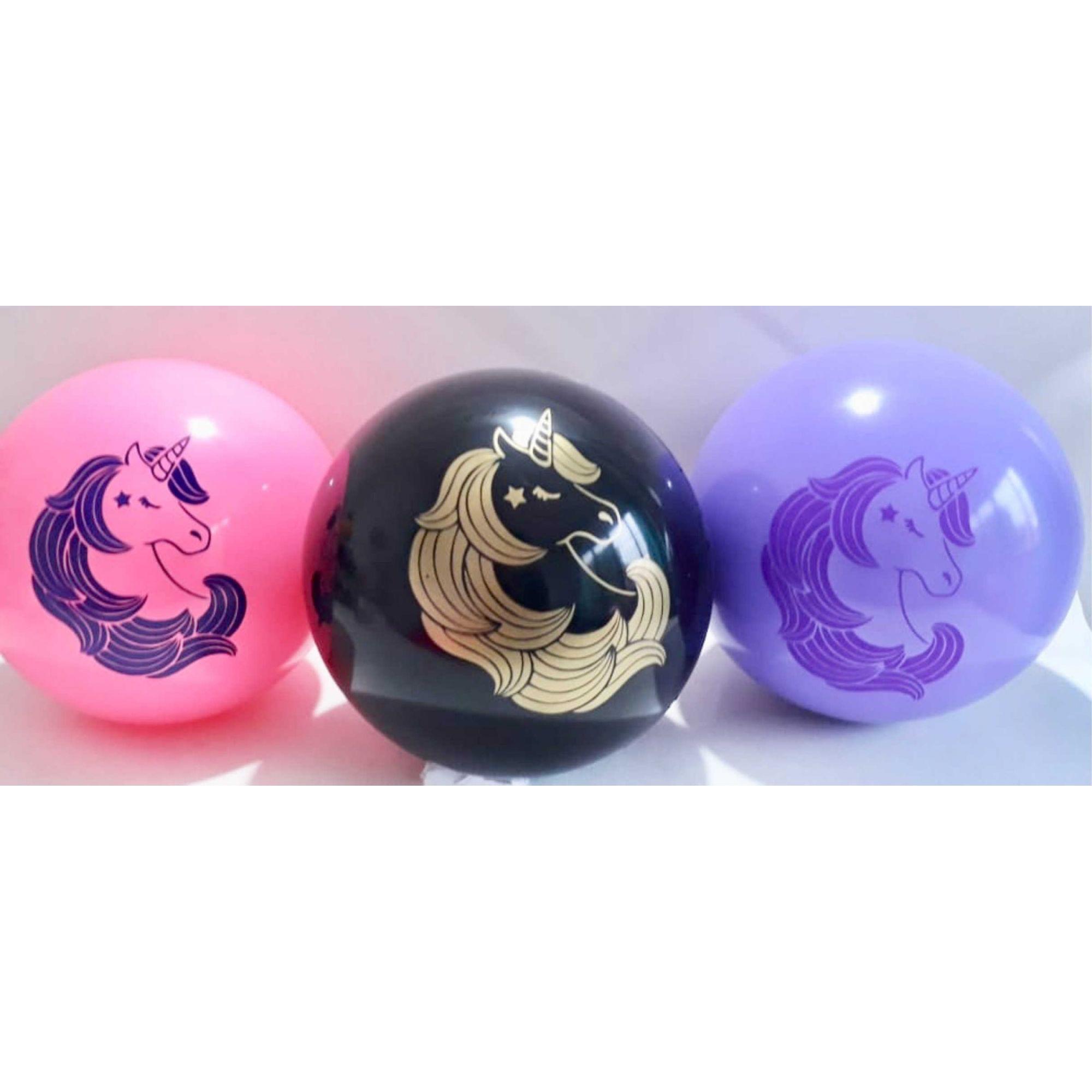 Bola de vinil Temática - 30 cm diâmetro- Kit com 10 unidades  - Bolas Lassabia - Bolas e Brindes Personalizados