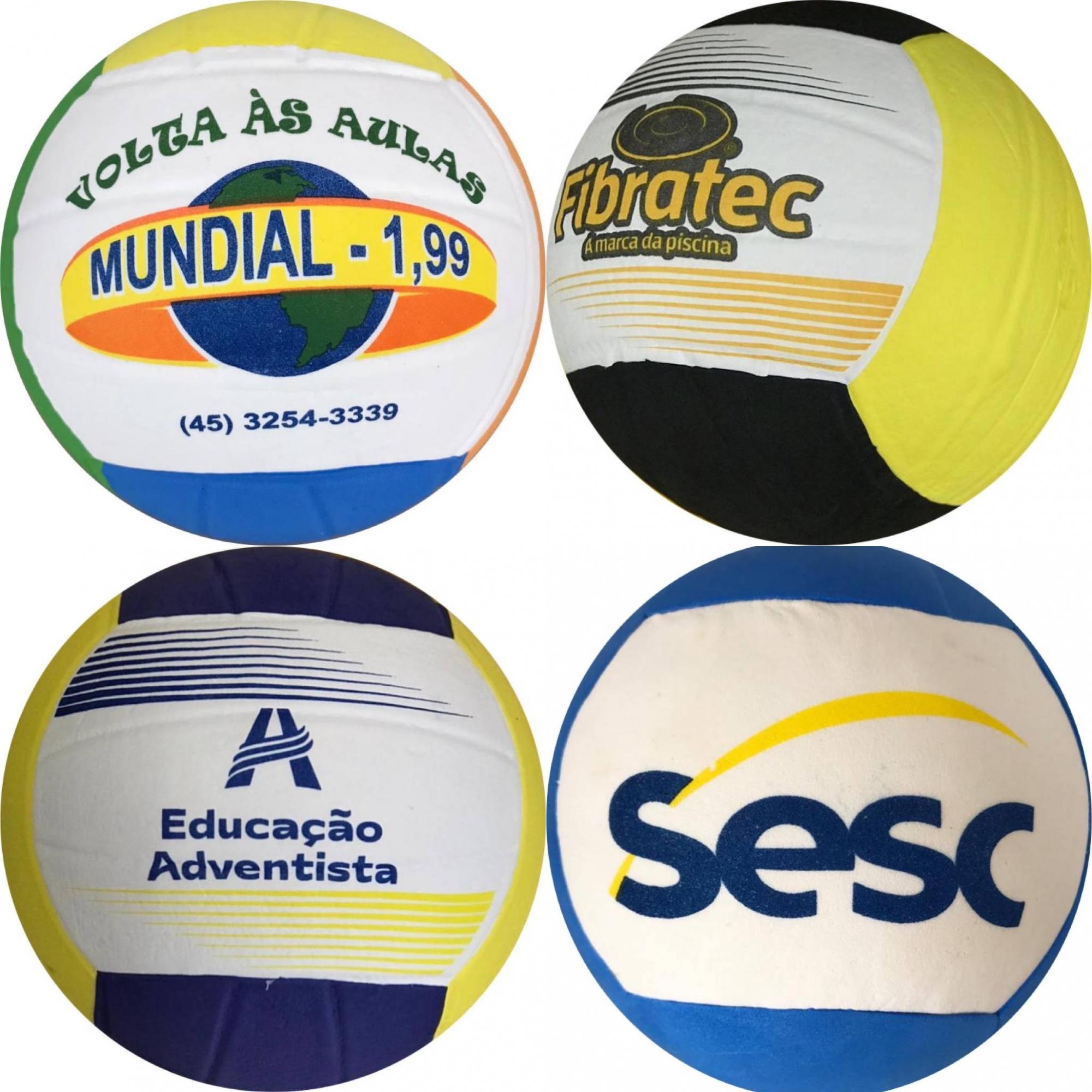 Bola de Voleibol Personalizada