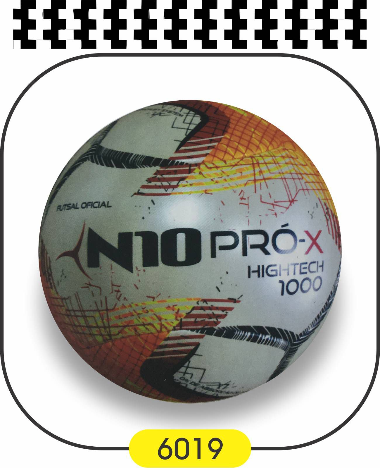 Bolas de Futebol - voleibol - Futsal - Mix 3 Un.  - Bolas Lassabia - Bolas e Brindes Personalizados