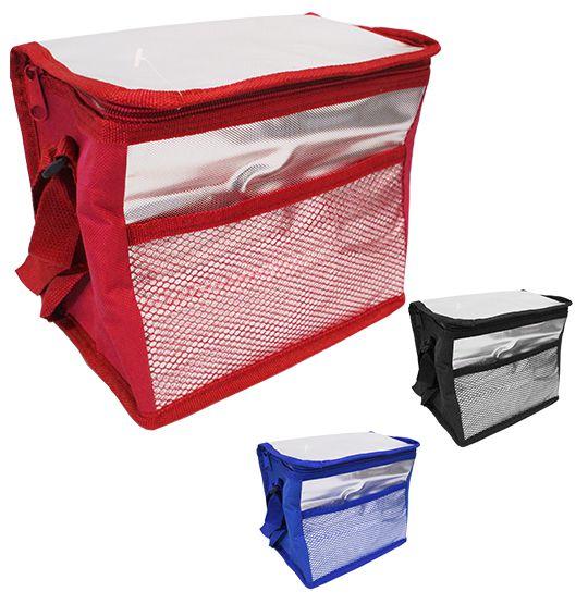 Bolsa Térmica Metalizada 6L  - Super Tri Shop - Bolas - Utilidades - Presentes