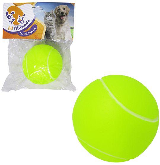 Brinquedo para Cachorro Bola de Tenis  - Bolas Lassabia - Bolas de Futebol e Volei