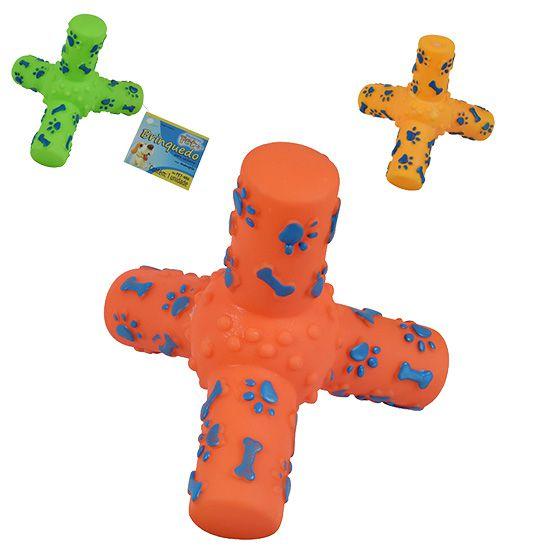 brinquedo para cachorro manopla colors  - Bolas Lassabia - Bolas de Futebol e Volei
