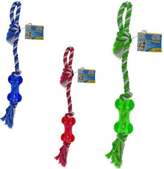 Brinquedo para Cães massageador de dentes  - Super Tri Shop - Bolas - Utilidades - Presentes