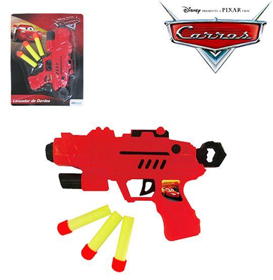 Carros Pistola Lança Dardo Espuma  - Super Tri Shop - Bolas - Utilidades - Presentes