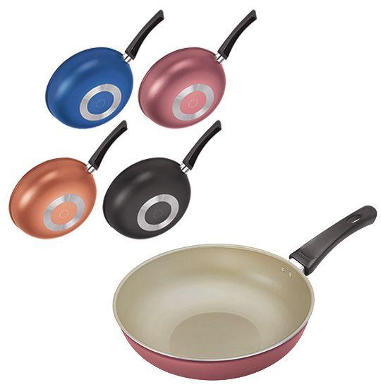 Frigideira wok super artistic colors 28 cm de Ø  - Super Tri Shop - Bolas - Utilidades - Presentes