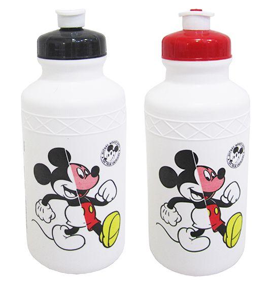 Garrafa / Squeeze de Plastico PP Mickey 90 anos com Tampa Colors 500 ml  - Super Tri Shop - Bolas - Utilidades - Presentes
