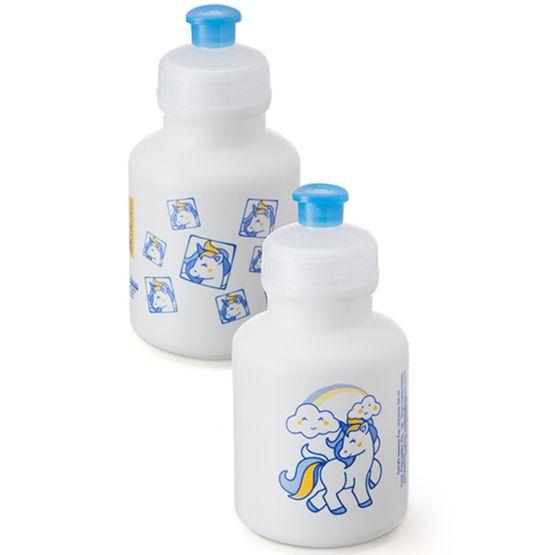 Garrafa / Squeeze Sleeve de plastico PP Unicórnio Colors 300 ml  - Super Tri Shop - Bolas - Utilidades - Presentes
