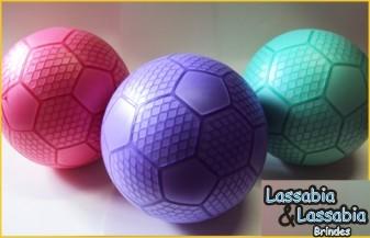 Kit com 50 bolas de plastico Favo de Mel  - Bolas Lassabia - Bolas e Brindes Personalizados