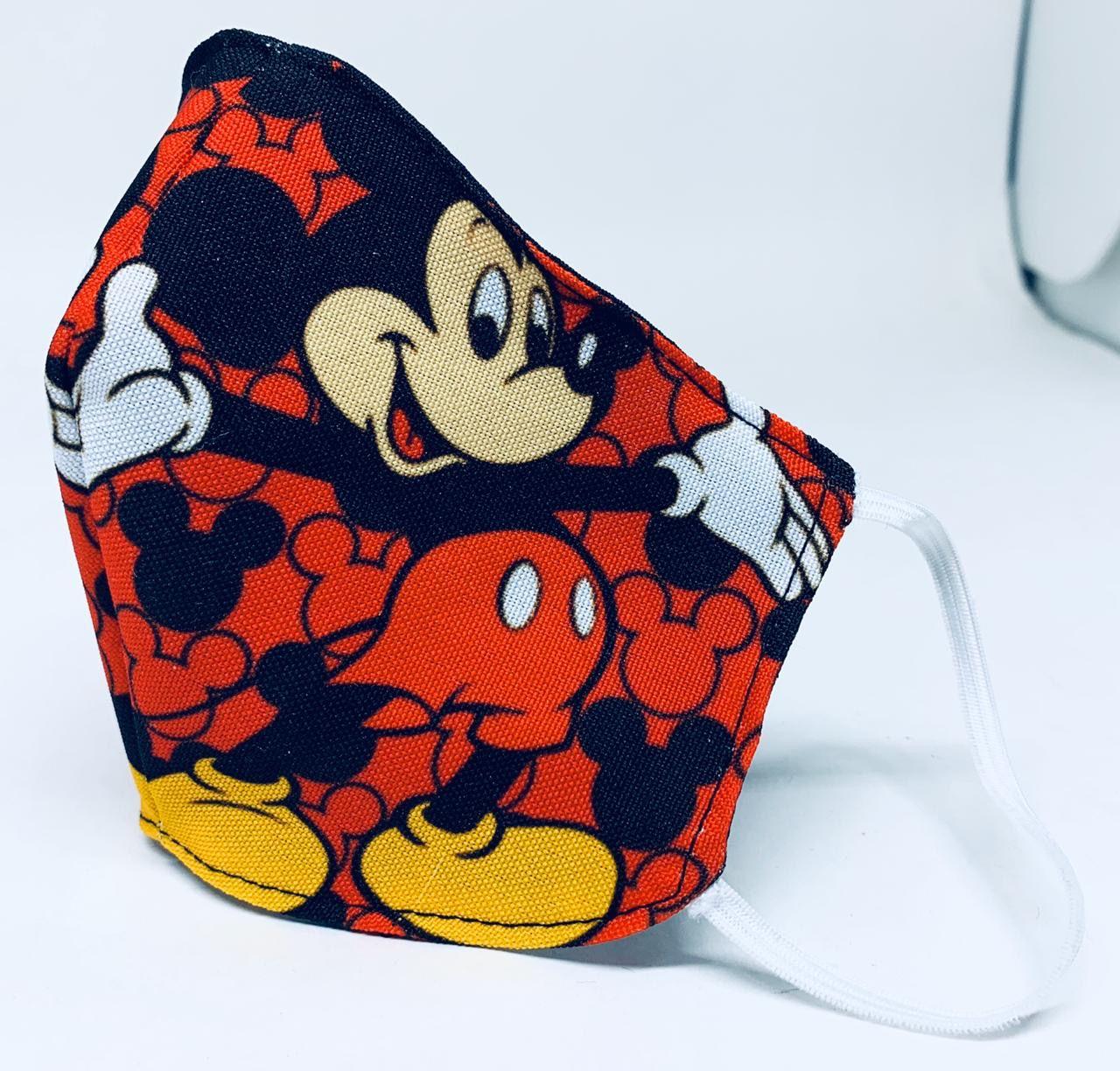 Mascara de Proteção - Kit para Costura - Kit com 10 - R$ 3,90 cada