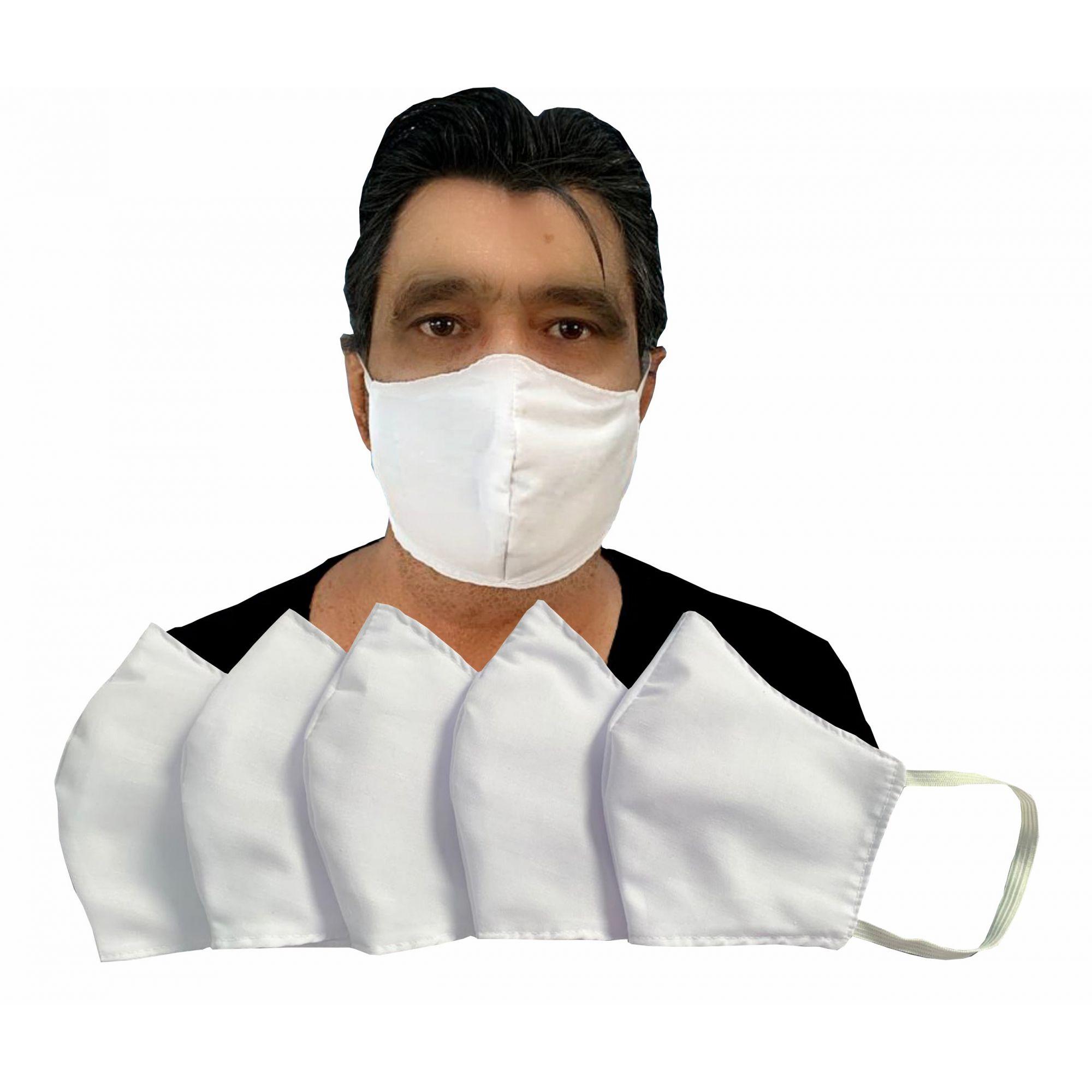 Mascara Proteção Covid-19 - kit familia - contem 03 unidades