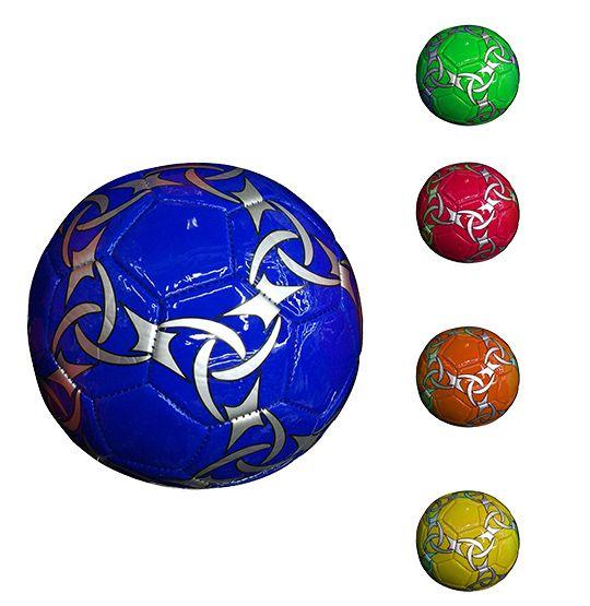 Mini Bola de futebol colors  redstar Nº2 15 cm  - Bolas Lassabia - Bolas e Brindes Personalizados
