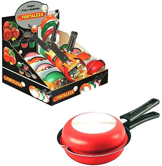 Omeleteira / Sanduicheira  baby colors  7X14 cm de Ø  - Super Tri Shop - Bolas - Utilidades - Presentes