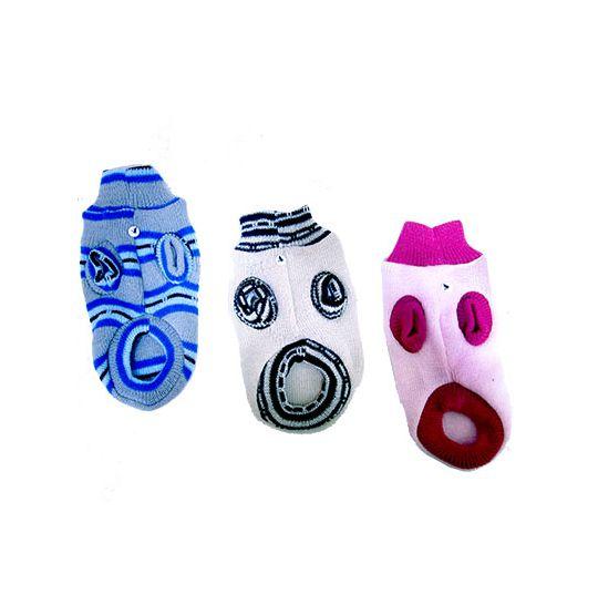 ROUPINHA DE LA PARA CAES Nº4 23X11CM  - Super Tri Shop - Bolas - Utilidades - Presentes