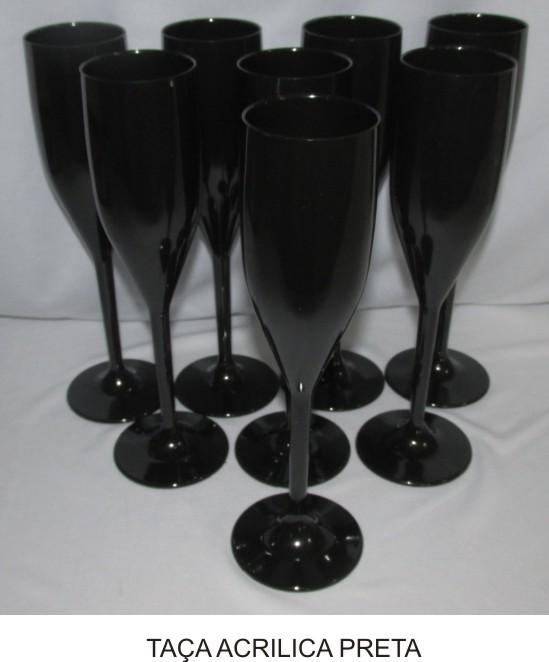 Taça de Champanhe - kIT com 100 Un.  - Bolas Lassabia - Bolas e Brindes Personalizados