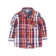 Camisa Xadrez Vermelha | BRANDILI