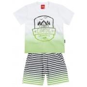 Conjunto Camiseta e Bermuda Summer | KYLY