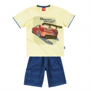 Conjunto Camiseta e Shorts Victory | KYLY
