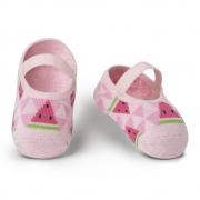 Meia Sapatilha Melancia Rosa (12-24 meses) | PUKET