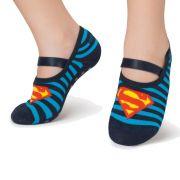 Meia Sapatilha Super Homem (2-5 anos) | PUKET