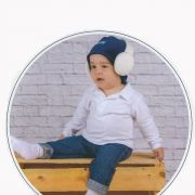 Touca de Plush Headphone (7-24 meses) | EVERLY