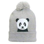 Touca Infantil Acrílica Panda (2-4 anos) | EVERLY