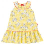 Vestido de Cotton Light Florzinha | KYLY