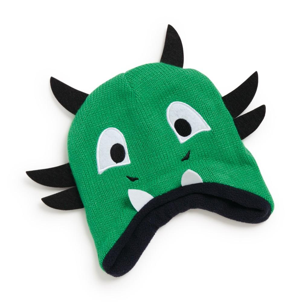 Touca Gorro Dragão Baby Verde (0-24 meses) | PUKET