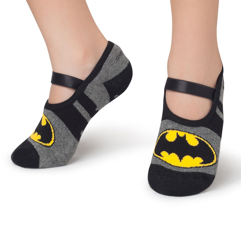 Meia Sapatilha Batman Mescla Escuro (2-5 anos) | PUKET