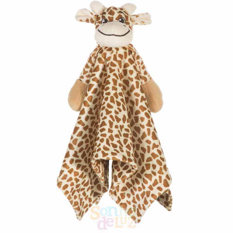 Naninha de Plush Girafa   SONHO DE LUZ