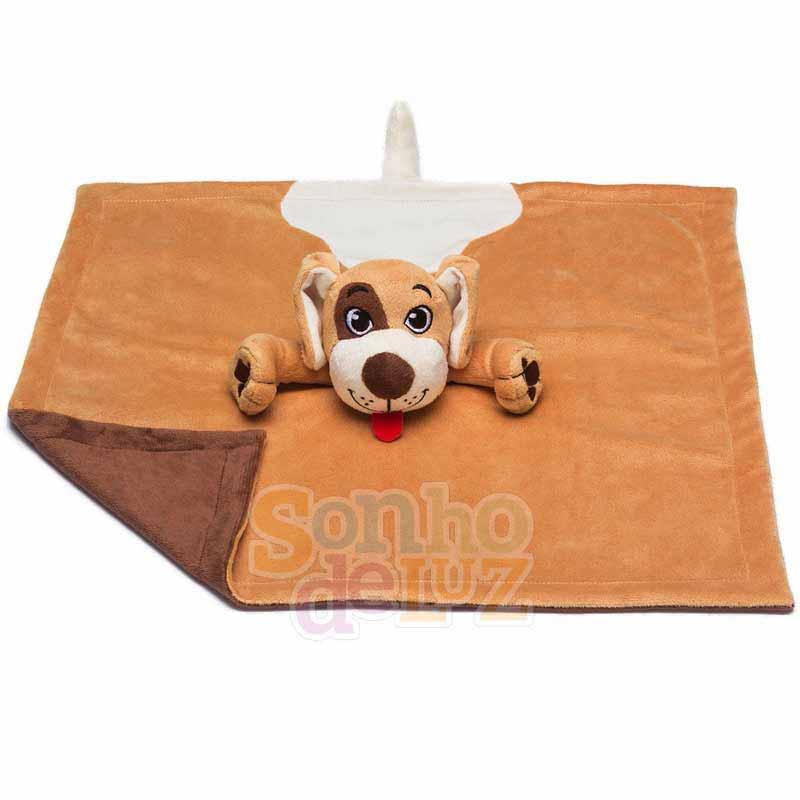 Naninha de Plush Cachorro   SONHO DE LUZ