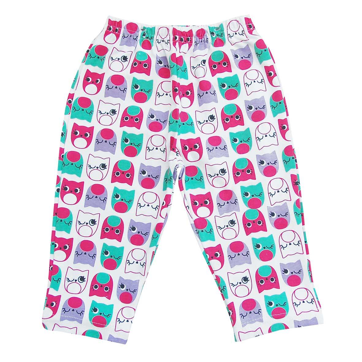 Pijama de Suedine Coruja | PIU-PIU