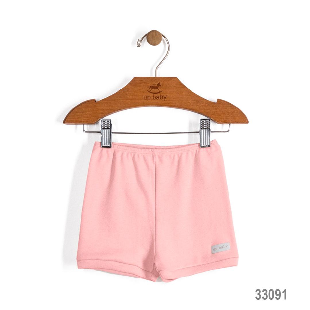 Shorts Rosa   UP BABY