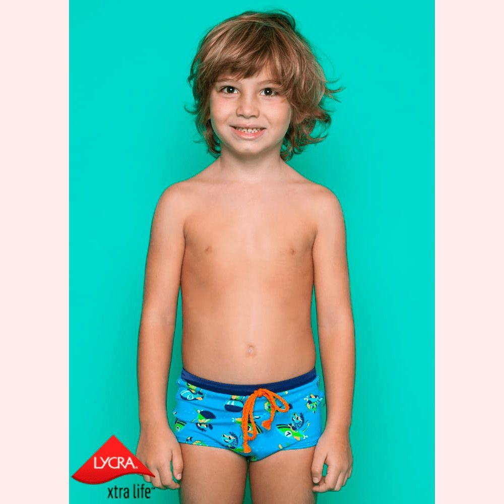 Sunga Kids Submarino Azul | PUKET