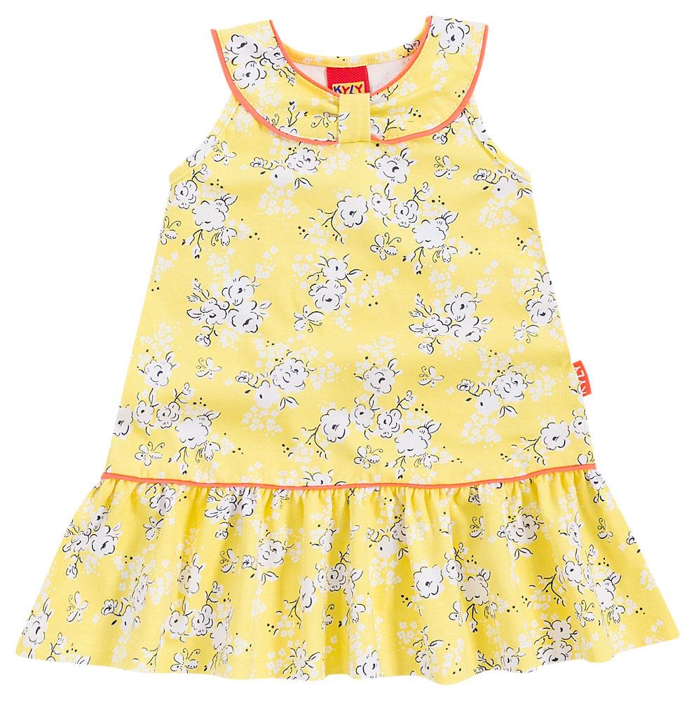 Vestido de Cotton Light Florzinha   KYLY