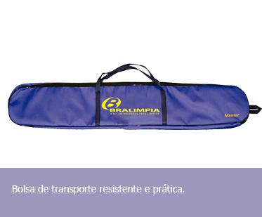 Kit Limpa Vidros Master Bralimpia  - Lavadora Wap - Real Comercio de Equipamentos Ltda