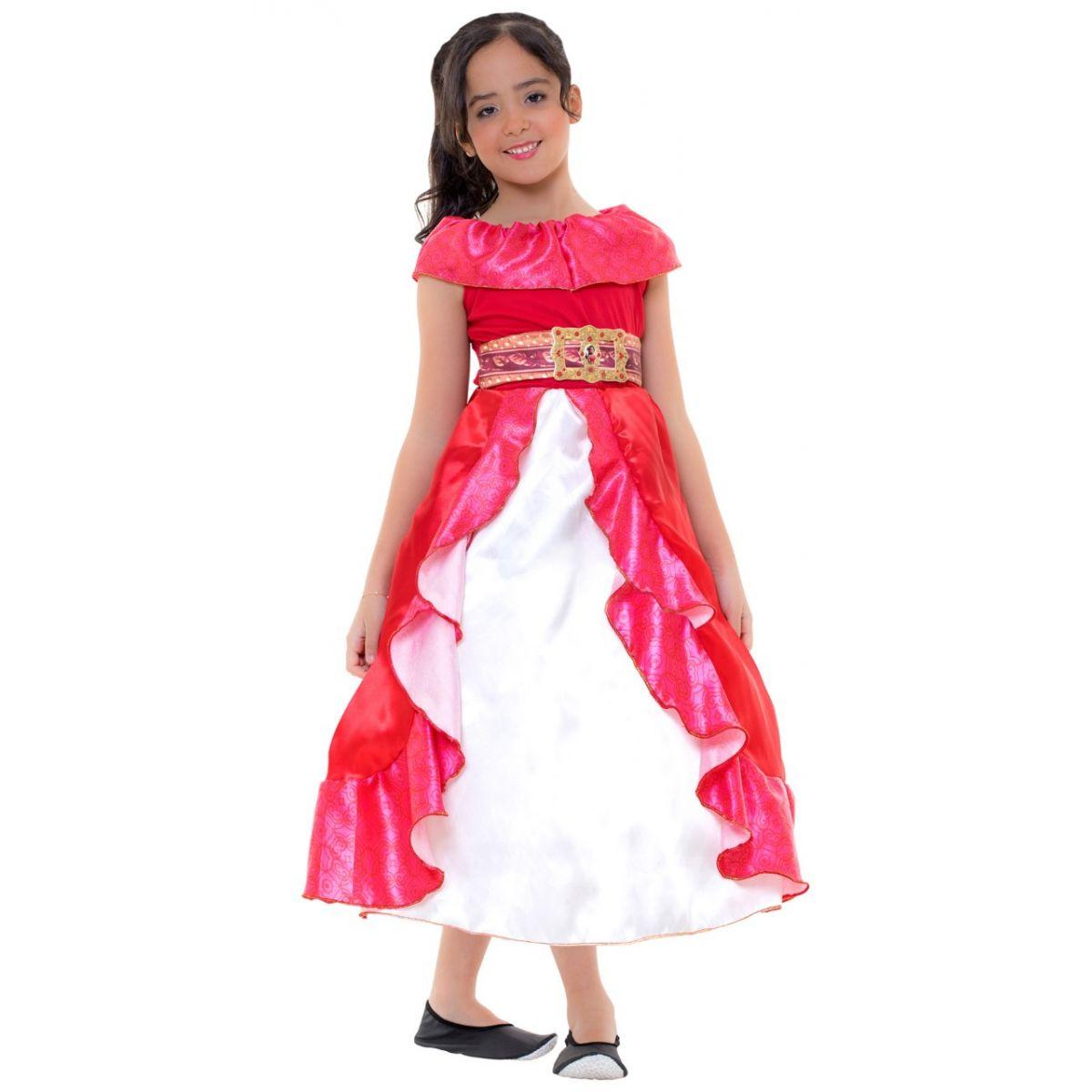 Fantasia Elena de Avalor Infantil