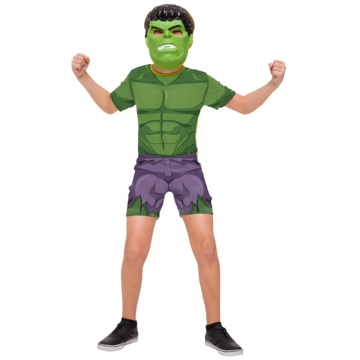 Fantasia Hulk Infantil