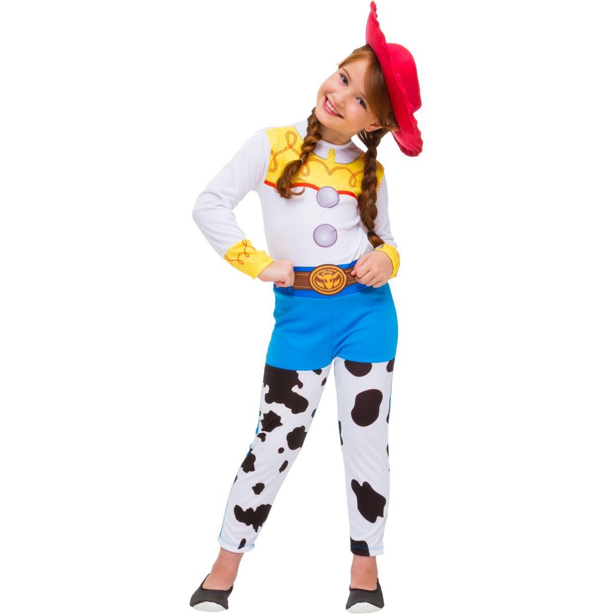 Fantasia Jessie Infantil