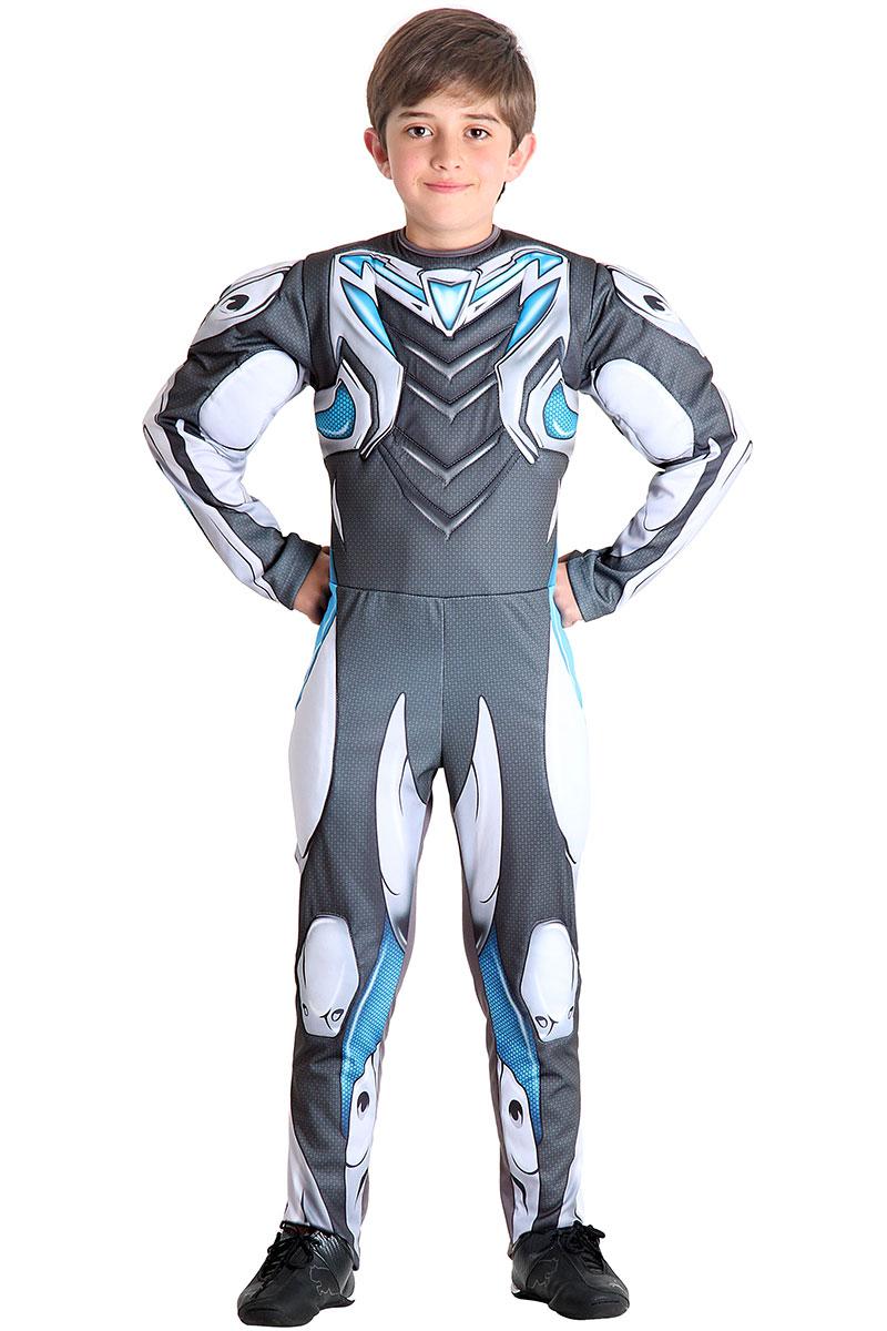 Fantasia Max Steel Infantil Premium