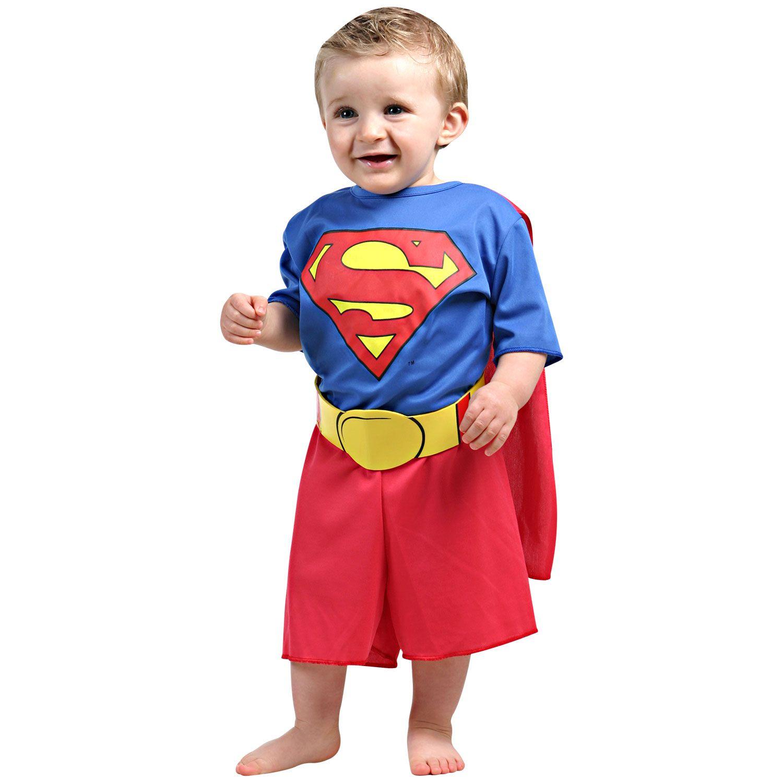 Fantasia Super Homem Bebê