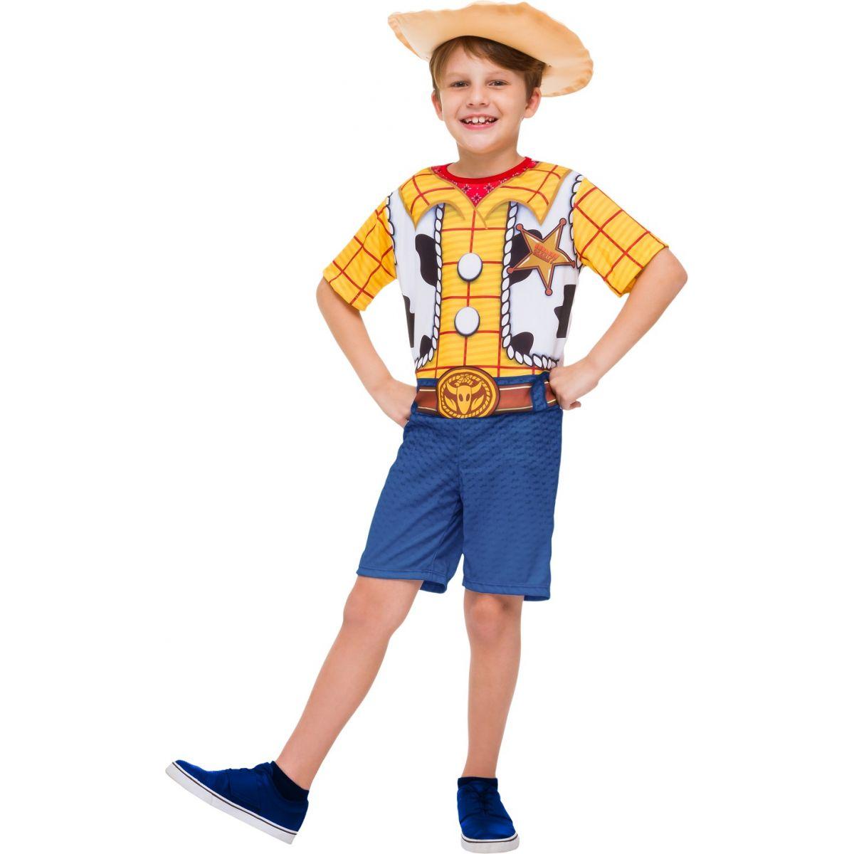 Fantasia Woody Infantil