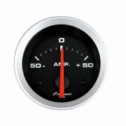 Manômetro Amperímetro 52 MM Cronomac Sport